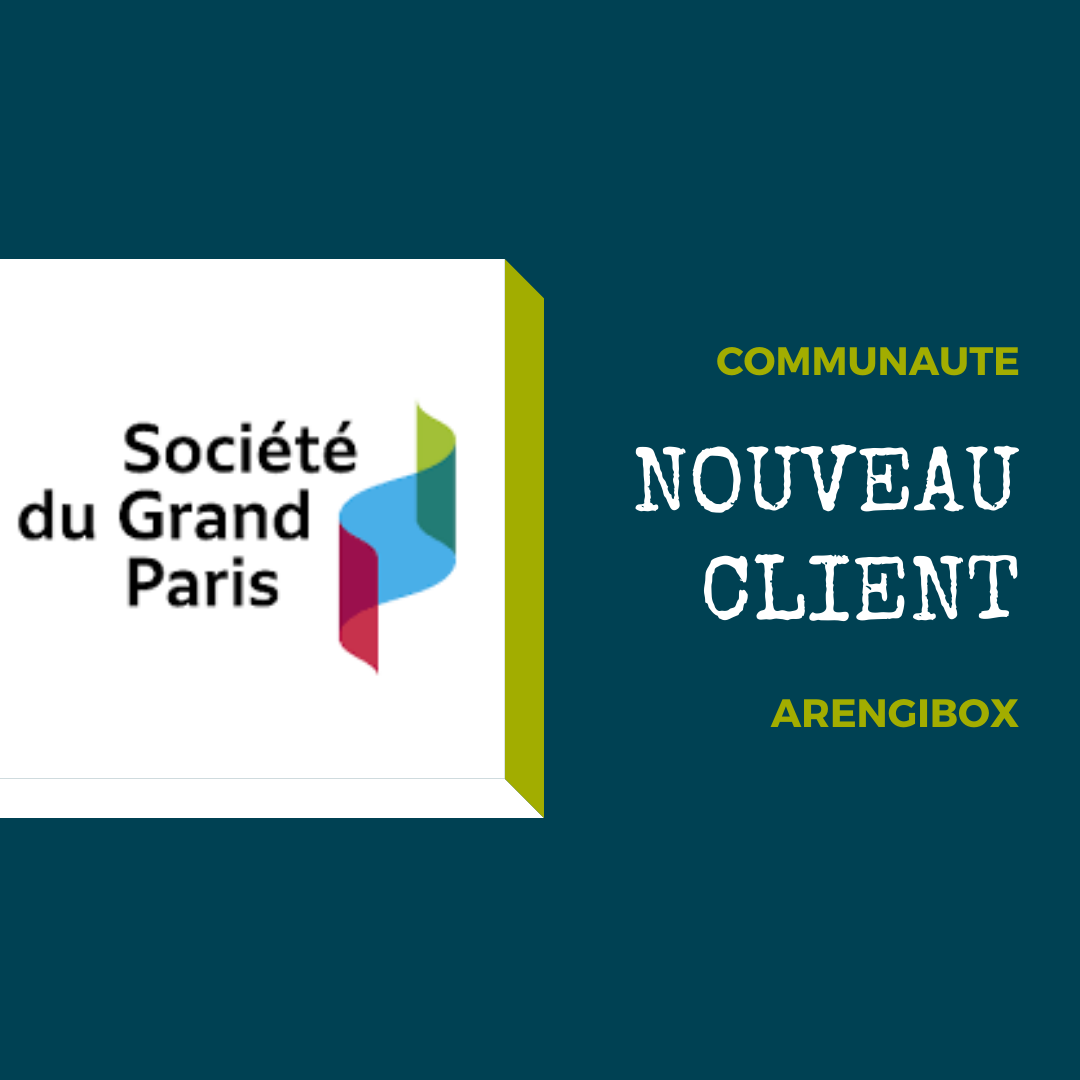 ArengiBox-Société du Grand Paris